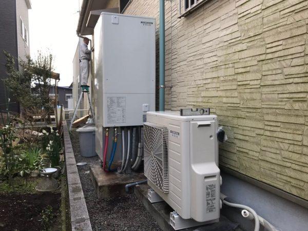 【宮崎県都城市 F様邸】オール電化工事