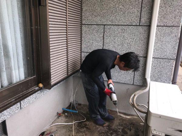 【宮崎県都城市 E様邸】オール電化工事