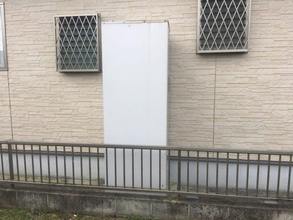 【宮崎県都城市 M様邸】エコキュート工事