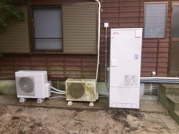 【宮崎県串間市 M様邸】オール電化工事
