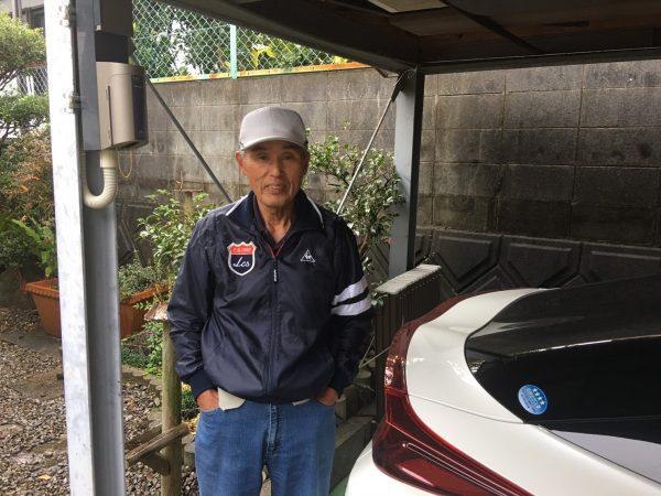 【宮崎県宮崎市 K様邸】電気自動車(EV・PHV)充電用屋外コンセント工事