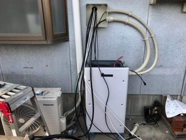 【宮崎県小林市 S様邸】蓄電池工事