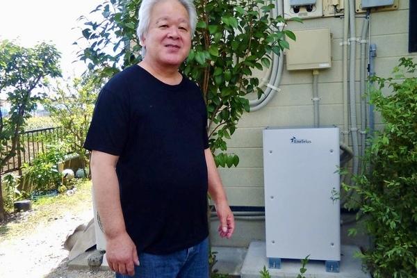 【長崎県大村市 K様邸】蓄電池工事