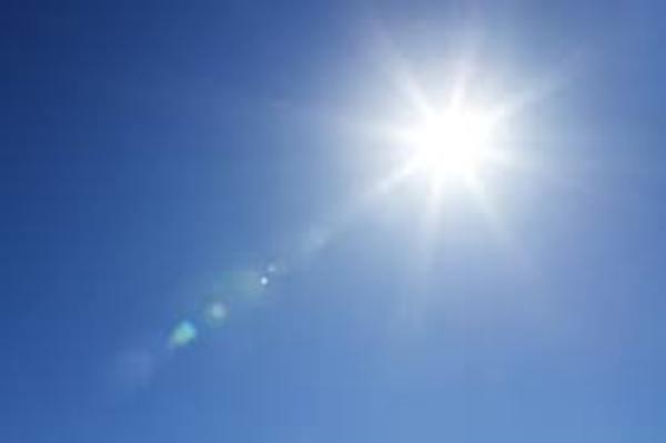 40度に近い危険な暑さ